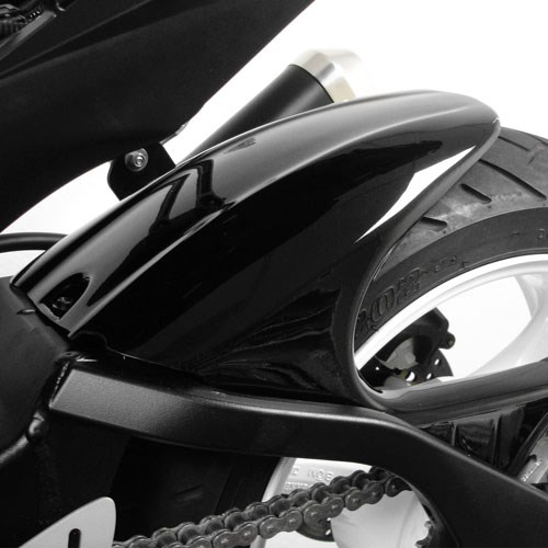 Hotbodies Racing 51101-1201 Black ABS Rear Tire Hugger
