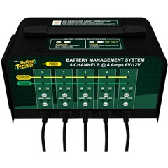 5-Unit Battery Charger