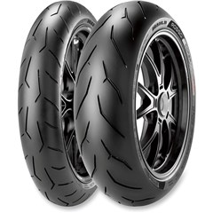 Diablo Rosso Corsa Front Tire