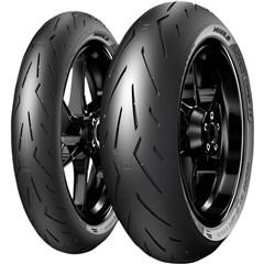 Diablo Rosso Corsa II Rear Tires