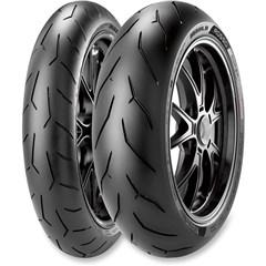 Diablo Rosso Corsa Rear Tire