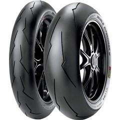 Diablo Supercorsa SP V2 Rear Tire