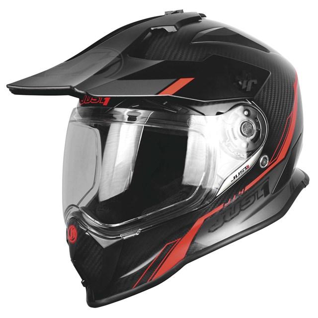 JUST 1 607329011200107.00 J14 Line Helmet 2XL Blue