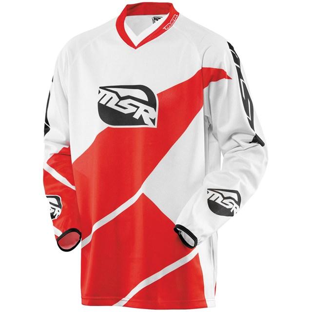 max air jersey white/red : cyclepartsnation suzuki parts nation