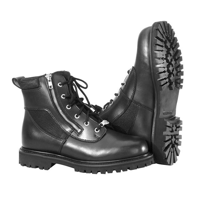 Zip Boots Men