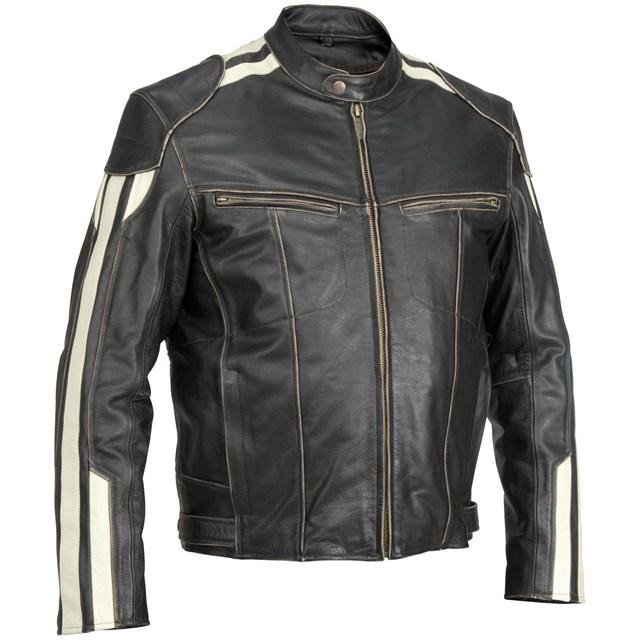 Roadster Vintage Leather Jacket   Babbitts Honda Partshouse