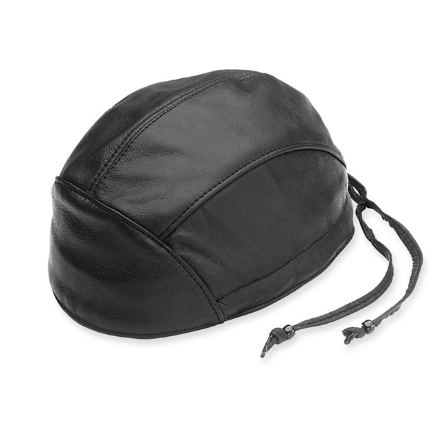 Skull Cap with Drawstring