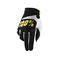 Airmatic Gloves Black/Yellow