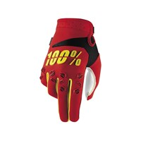 Airmatic Youth Gloves Red