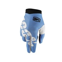 iTrack Gloves Cyan