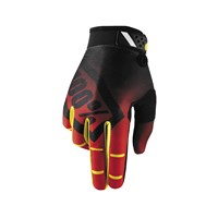 Ridefit Gloves Corpo Red