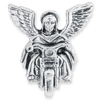 Guardian Angel Pin to Ride With You