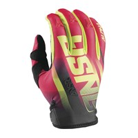 Alpha Air Gloves Red/Acid