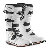 AR-1 Race Boot White
