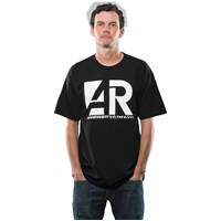 AR Icon Black/White T-Shirt