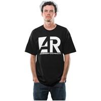 AR Icon Black/White T-Shirt