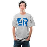 AR Icon Grey/Blue T-shirt