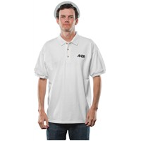 Repshirt Polo White Shirt
