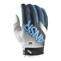 Syncron Air Gloves White/Black/Cyan