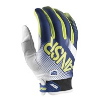Syncron Air Gloves White/Navy/Acid