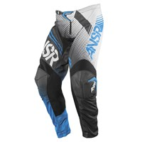 Syncron Air Pants White/Black/Cyan