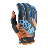 Syncron Gloves Black/Orange/Blue