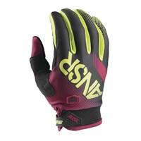Syncron Gloves Black/Red/Acid