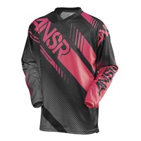 Syncron Jersey Black/Grey/Red