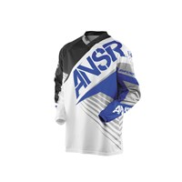 Syncron Jersey White/Black/Blue
