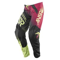 Syncron Pants Black/Red/Acid