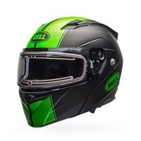 Revolver Evo Snow - Matte Rally Green Electric Shield