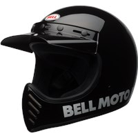 Moto-3 - Gloss Black Classic
