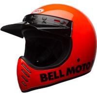 Moto-3 - Gloss Hi-Viz Orange Classic