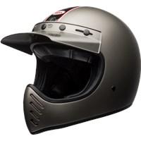 Moto-3 - Matte Titanium Independent