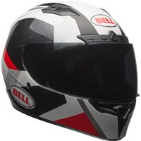 Qualifier DLX MIPS - Gloss Red/Black/White Accelerator