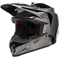 Moto-9 Flex - Rogue Black/Chrome