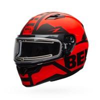 Qualifier Snow - Matte Orange/Black Electric Shield