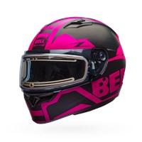 Qualifier Snow - Matte Pink/Black Electric Shield