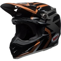 Moto-9 MIPS - Gloss Copper/Black/Charcoal District