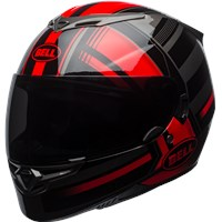 RS-2 - Gloss Red/Black/Titanium Tactical