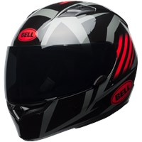 Qualifier - Gloss Black/Red/Titanium Blaze
