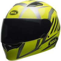 Qualifier - Gloss Hi-Viz Yellow/Black Blaze