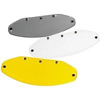 5 Snap Flat Shields