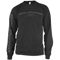 Gold Wing Long Sleeve Tee