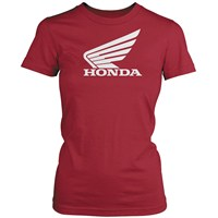 Ladies Big Wing Short Sleeve Tee