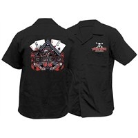 Lethal Threat® Let It Ride Work Shirt