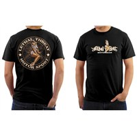 Lethal Threat® Spark Plug Pin Up T-Shirt