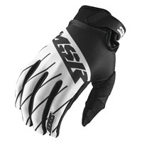 Axxis Youth Gloves Black/White/Grey