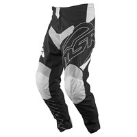 Axxis Youth Pants Black/White/Grey
