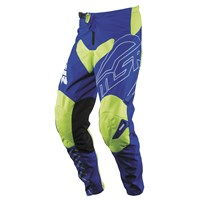Axxis Youth Pants Blue/White/Green